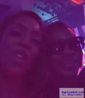 Videos: See what Tiwa Savage was doing today while Tee-Billz was calling her out